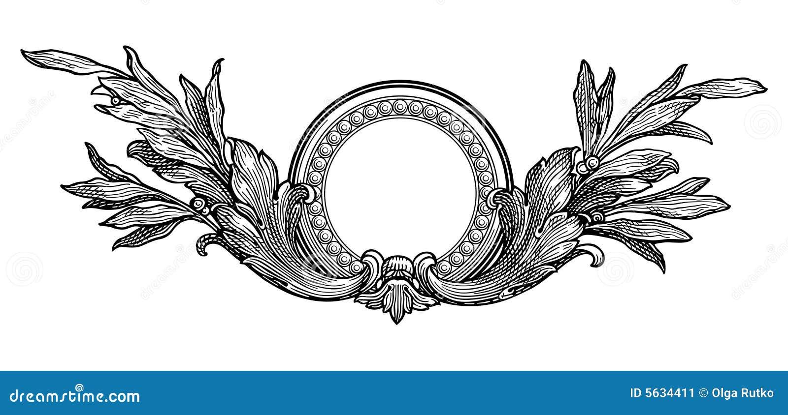 Vector de los elementos del diseño