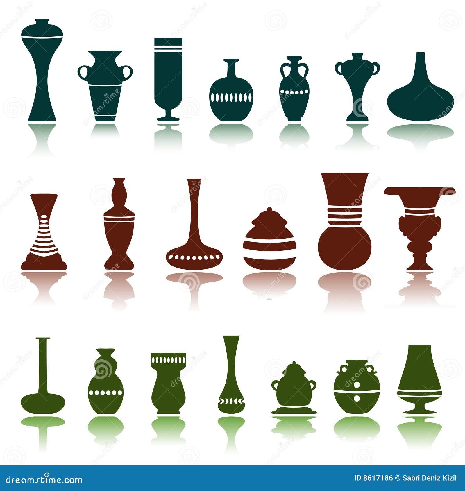 Vector decorativo de los objetos