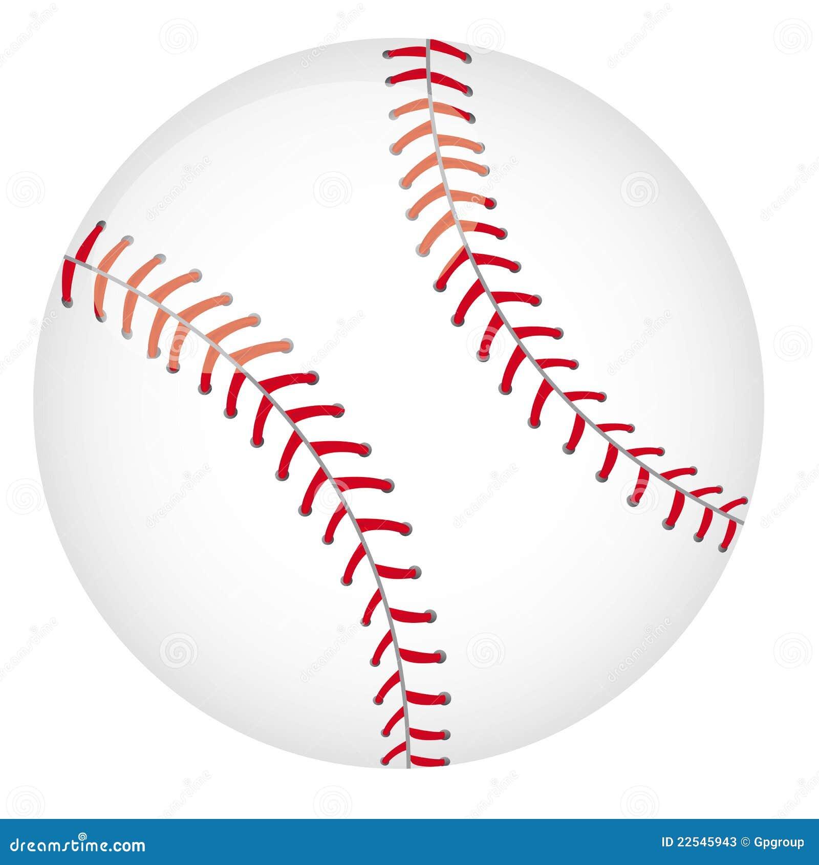Vector del béisbol ilustración del vector. Ilustración de juego ... 61a1e76c035e2
