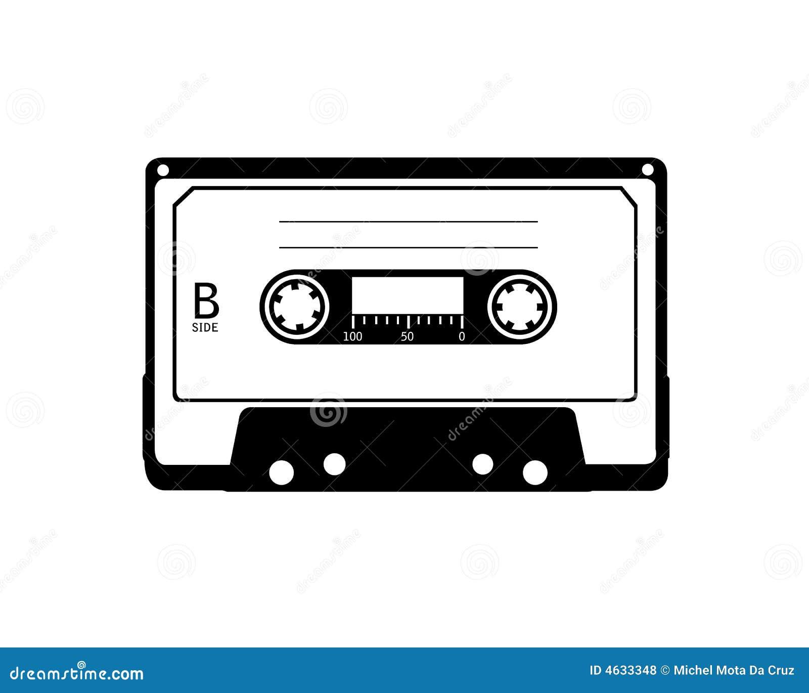 Vector del cassette