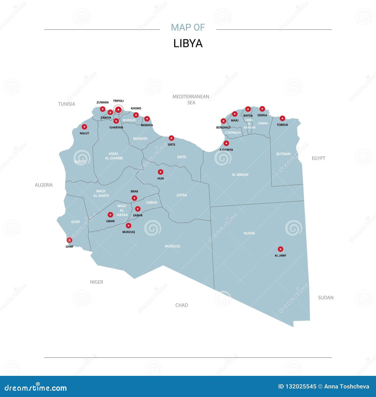 Libia Lucha Contra Migracion Clandestina Comienza Por Seguridad