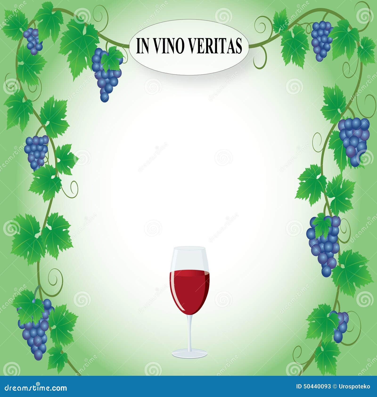 Vector del marco de la uva ilustración del vector. Ilustración de ...