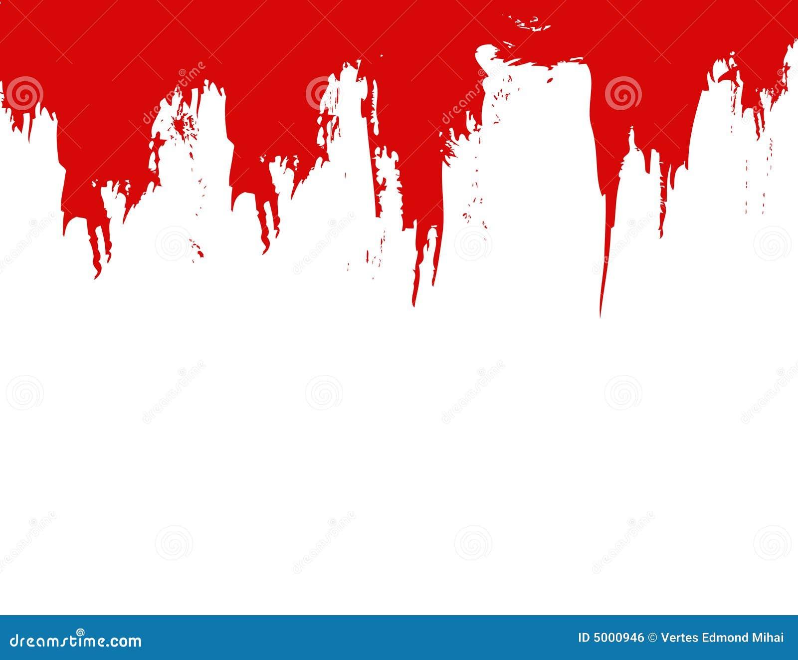 Vector Del Splat De La Sangre Ilustración del Vector - Ilustración ...