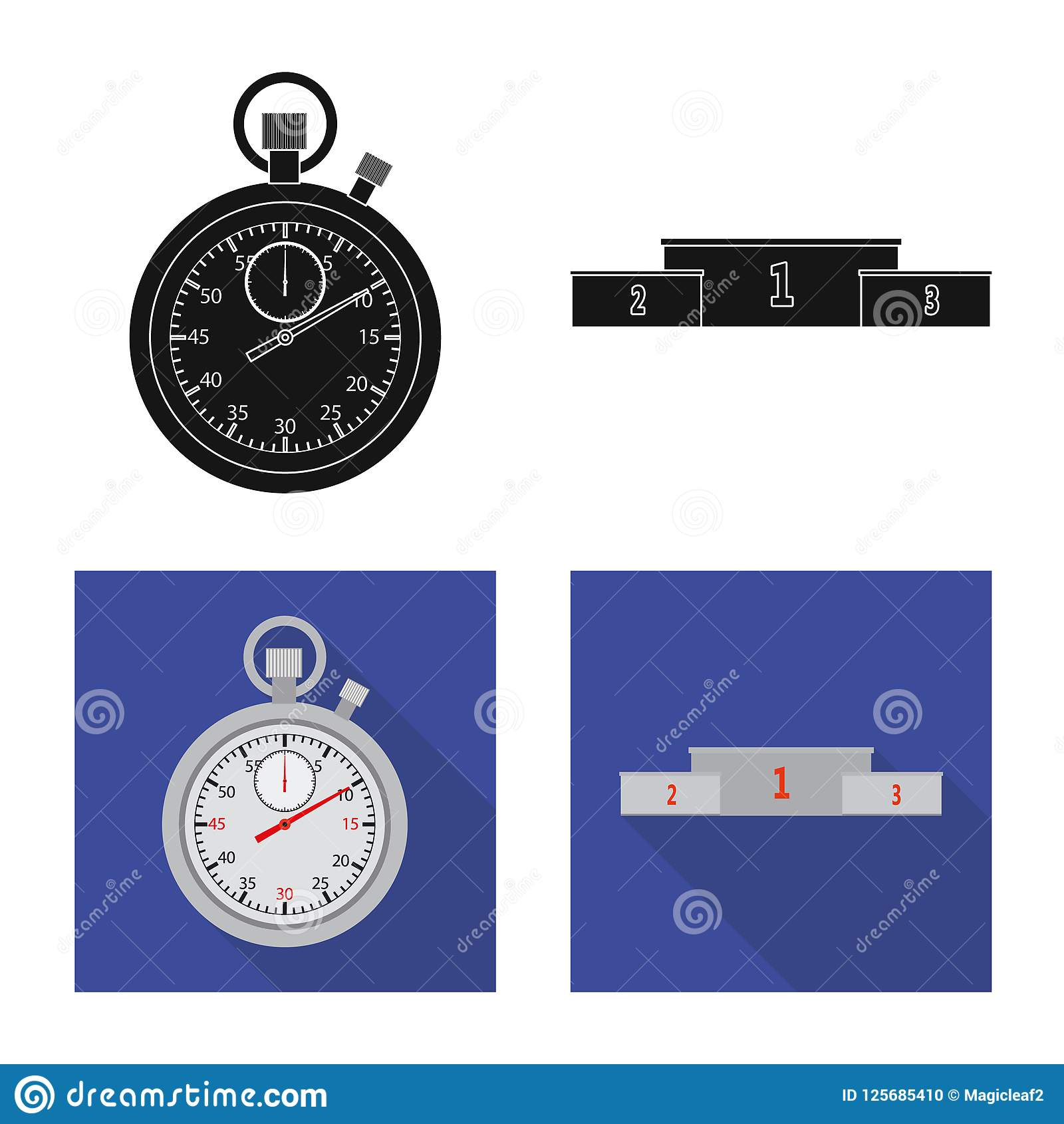 Vector Design Of Car And Rally Sign Collection Of Car And Race