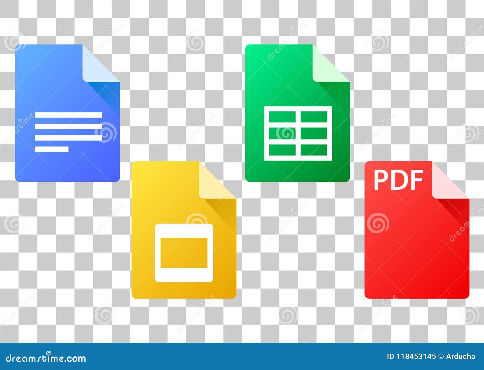 Google Documents Icon Editorial Image Illustration Of Docs 118453145