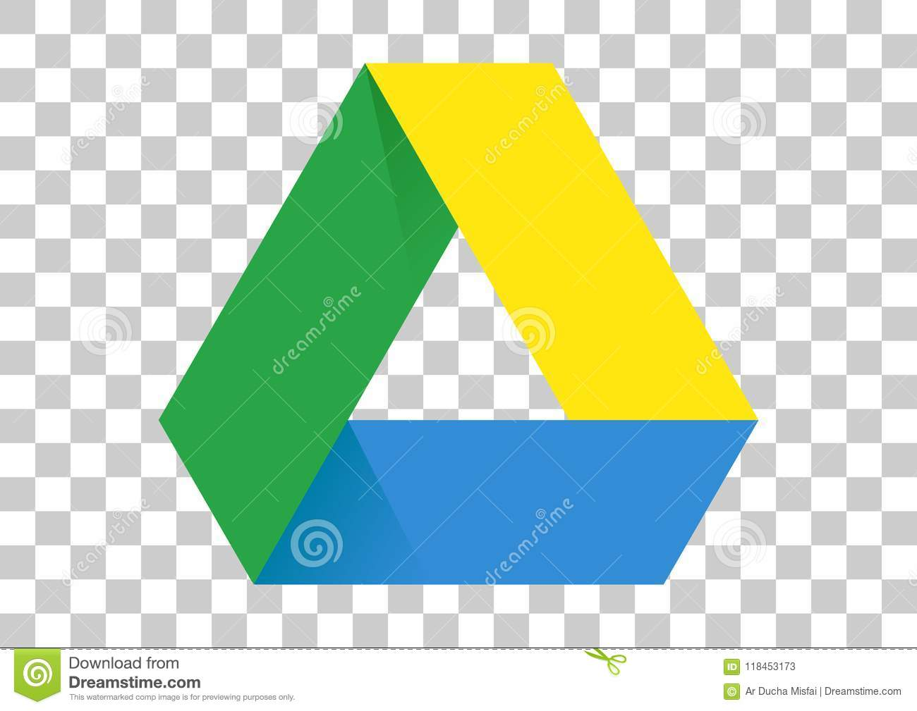 Google drive apk icon editorial stock photo  Illustration of