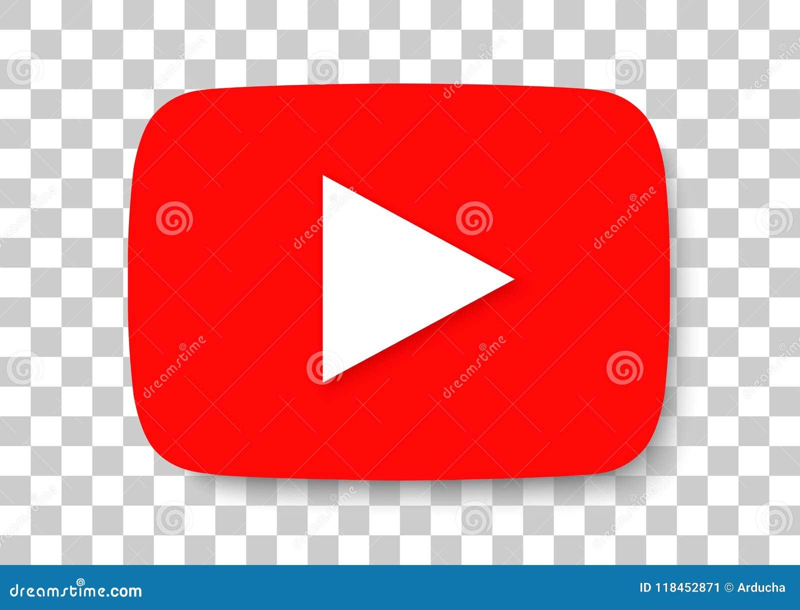Youtube apk icon editorial photo  Illustration of social - 118452871