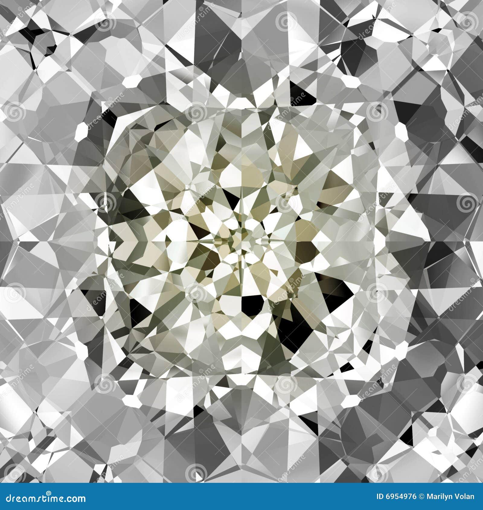 Vector Diamond Background