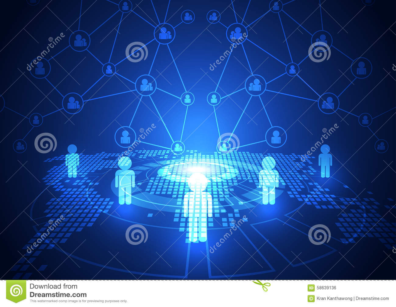Vector Digital Global Communication Technology, Abstract ...