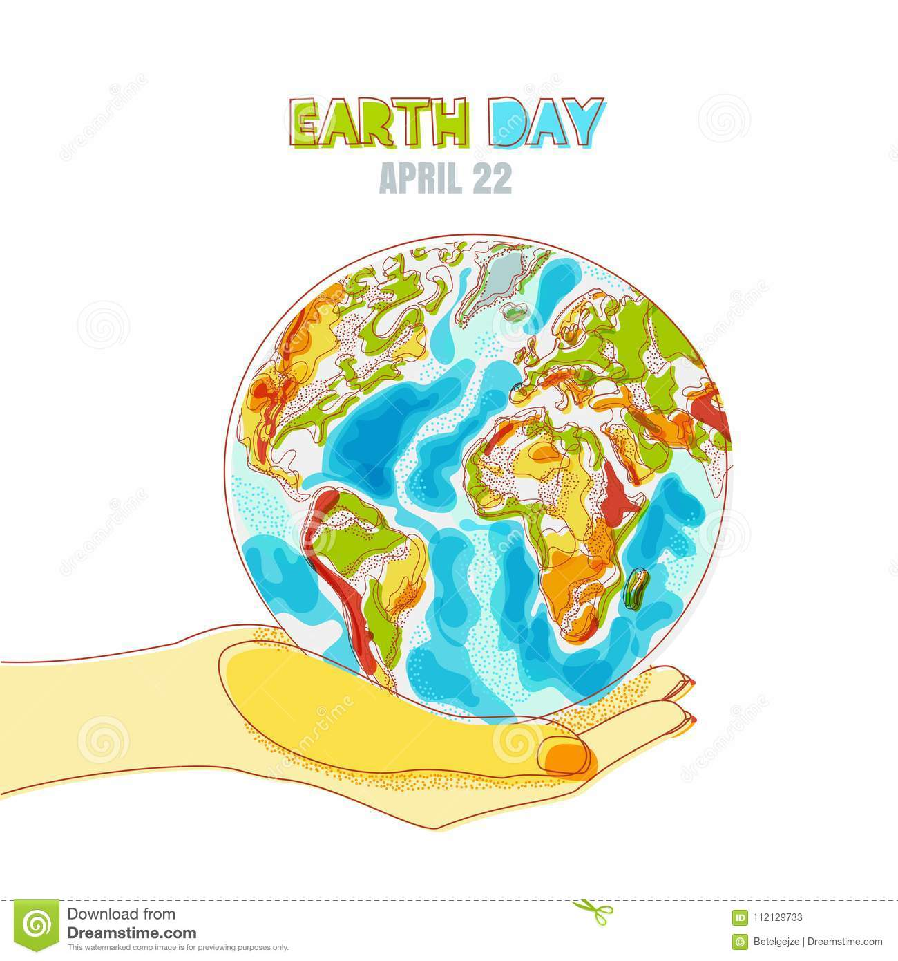 Vector illustration of human hand holding green earth planet save download vector illustration of human hand holding green earth planet save earth day environmental ccuart Image collections