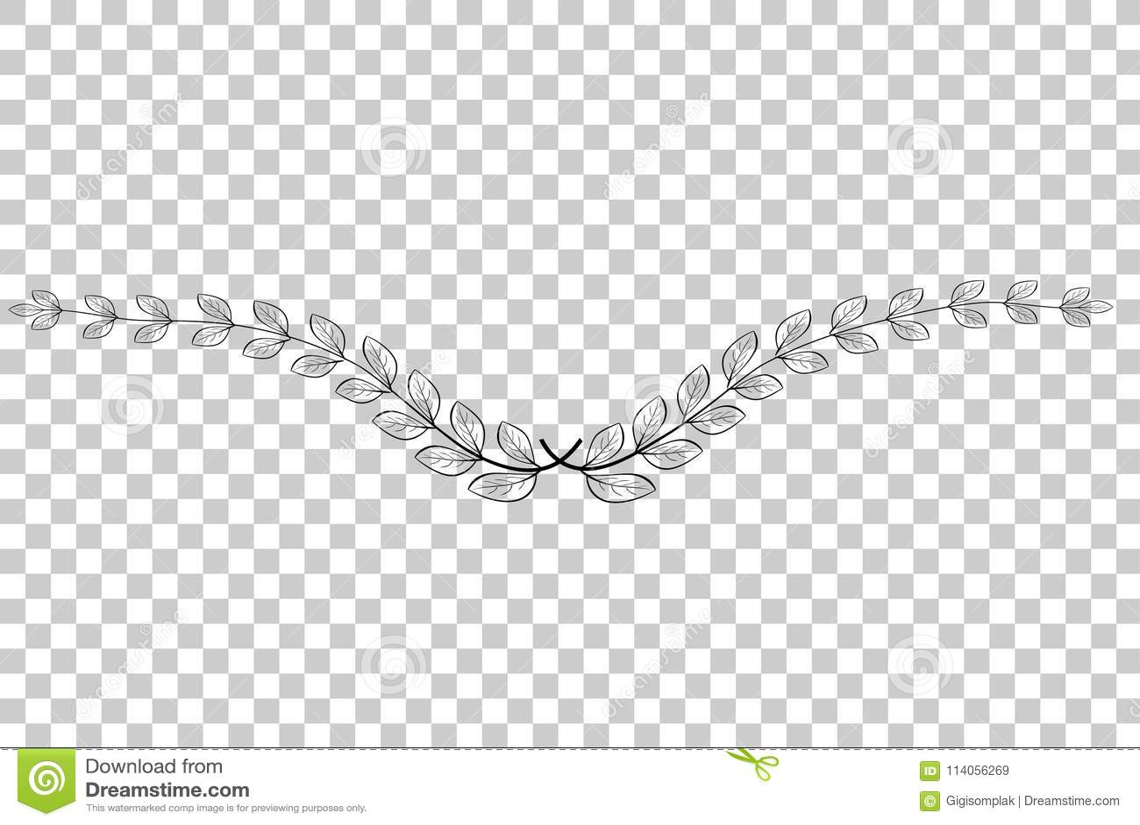 Floral Wreath Doodle