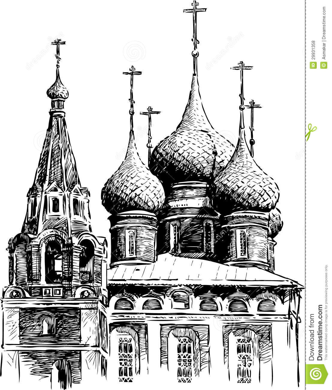 Schooner additionally Drawings furthermore Royalty Free Stock Photos Vector Drawing Ancient Cathedral Yaroslavl Russia Image29931358 additionally Stock Illustration Cartoon Big Bad Wolf Blowing besides 7 Easy Ways Prevent Injuries And Keep Your Kids Safe. on easy to draw house plans