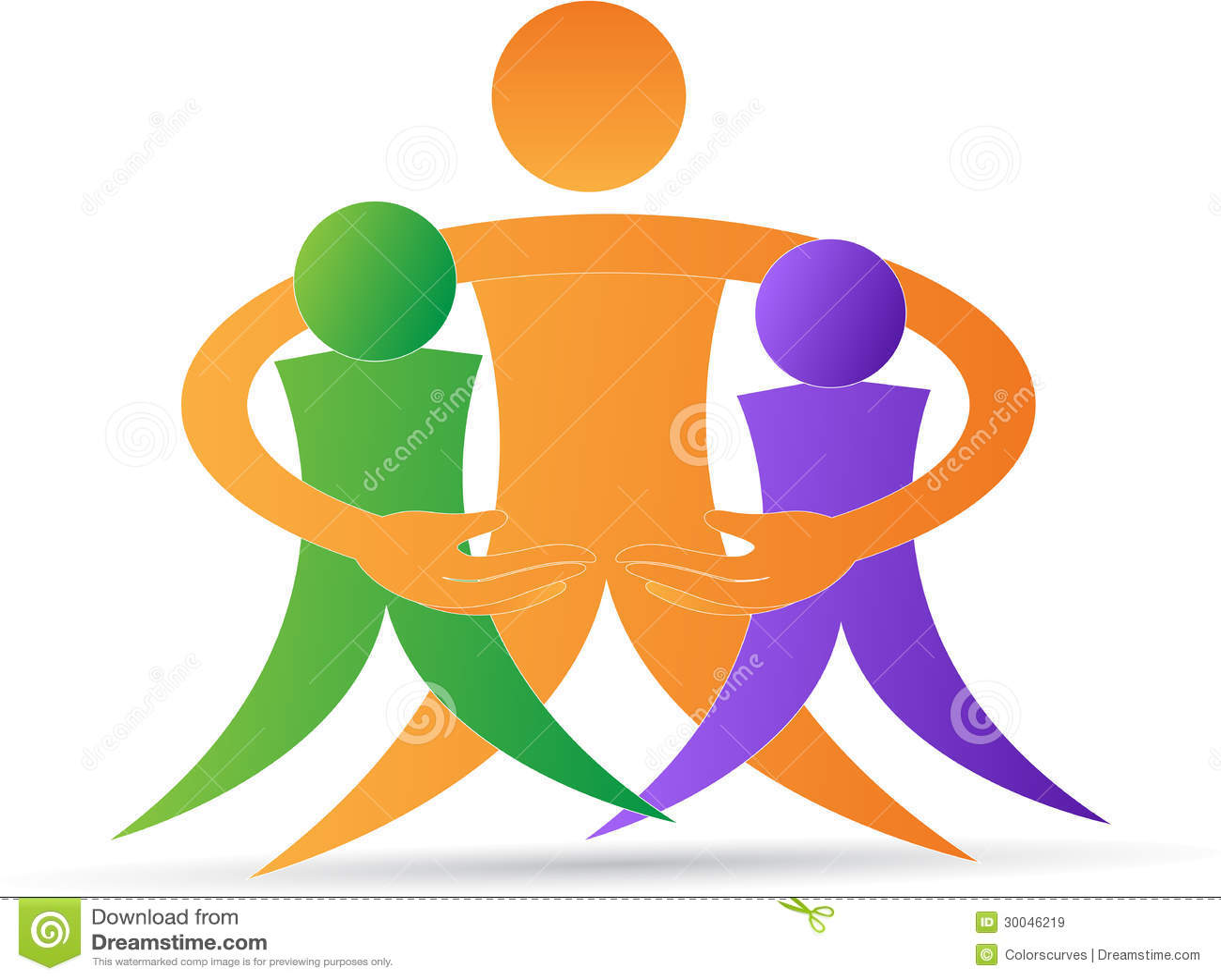 Humanity Logo Royalty Free Stock Images - Image: 30046219