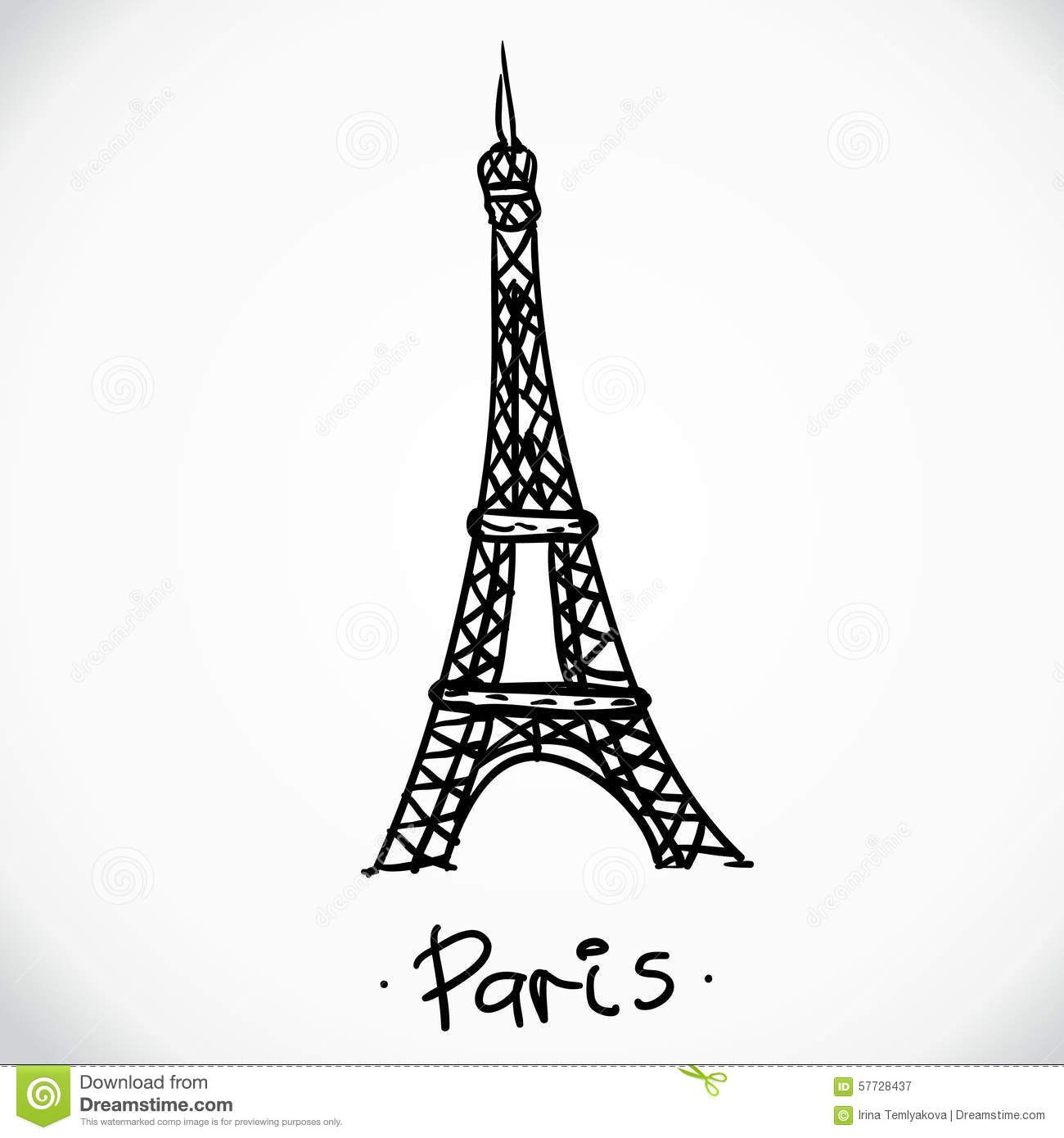 Vector eiffel tower stock vector illustration of design 57728437 download vector eiffel tower stock vector illustration of design 57728437 thecheapjerseys Gallery
