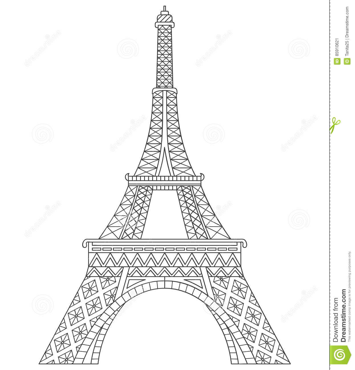 Vector eiffel tower stock vector illustration of graphics 85910621 download vector eiffel tower stock vector illustration of graphics 85910621 thecheapjerseys Gallery