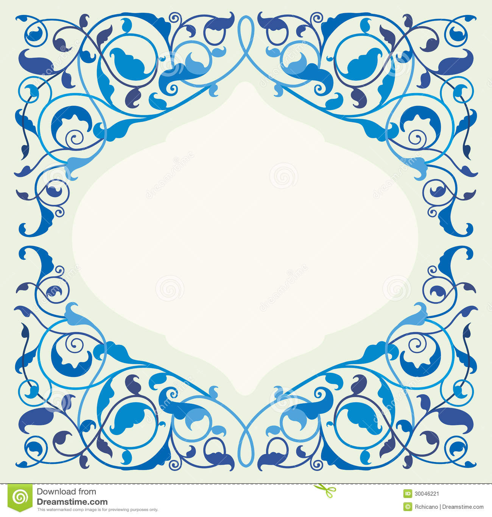 Arte floral islámico