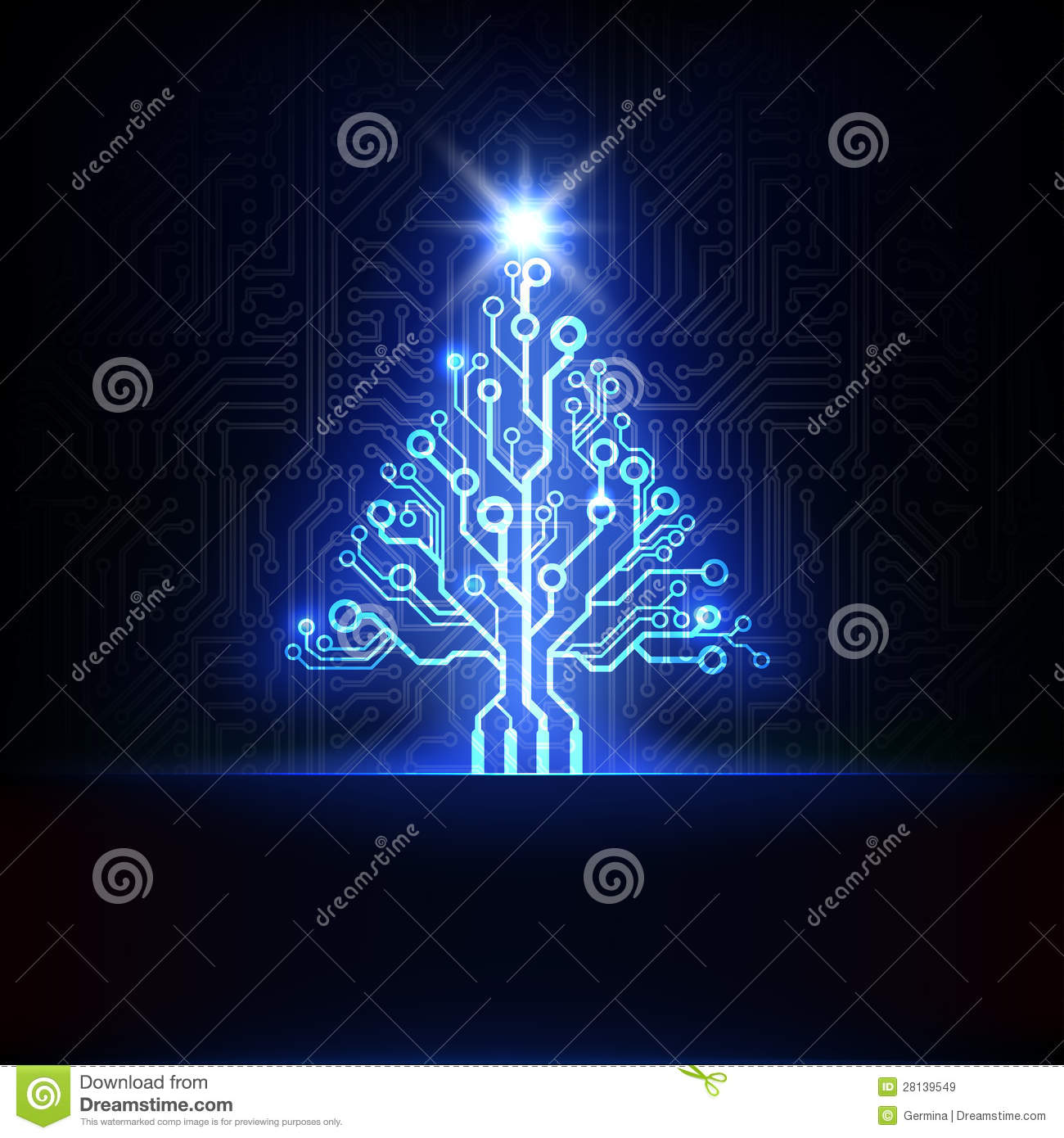 Circuit Board Merry Christmas Guide And Troubleshooting Of Wiring Lights Free Download Diagrams Pictures Vector Electronic Tree Royalty Stock Images Porch Boards Cricut