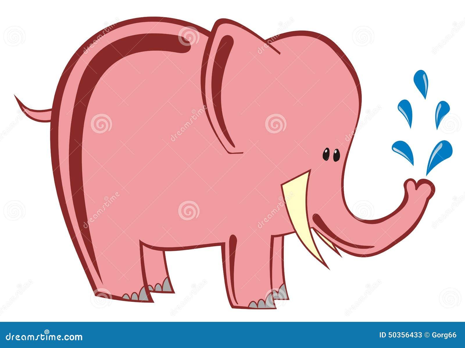 Elephant Stock Vector Image 50356433