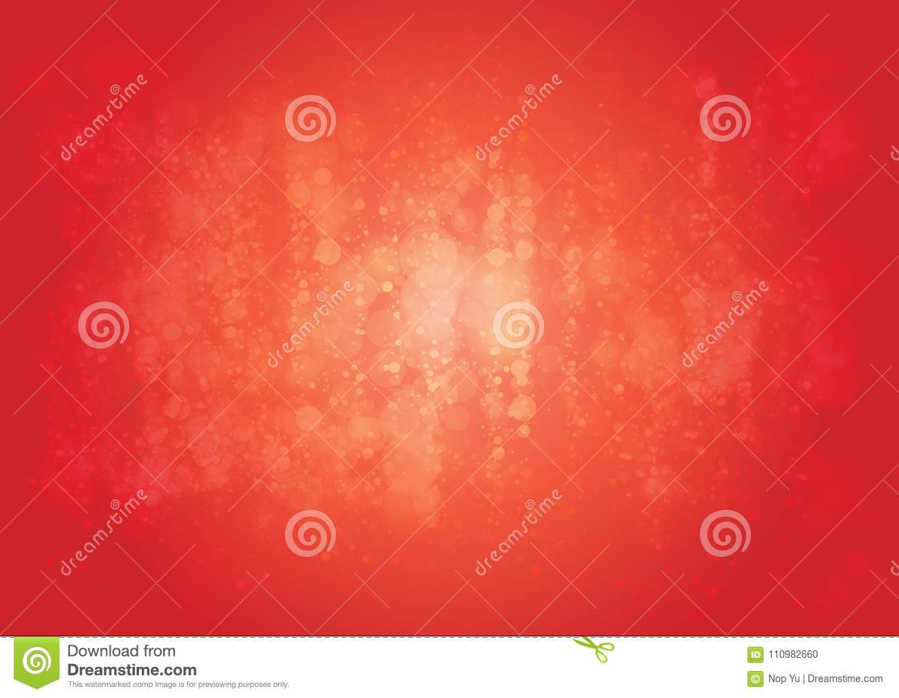 Vector EPS10 of Abstract Colorful Blur Bokeh background Design