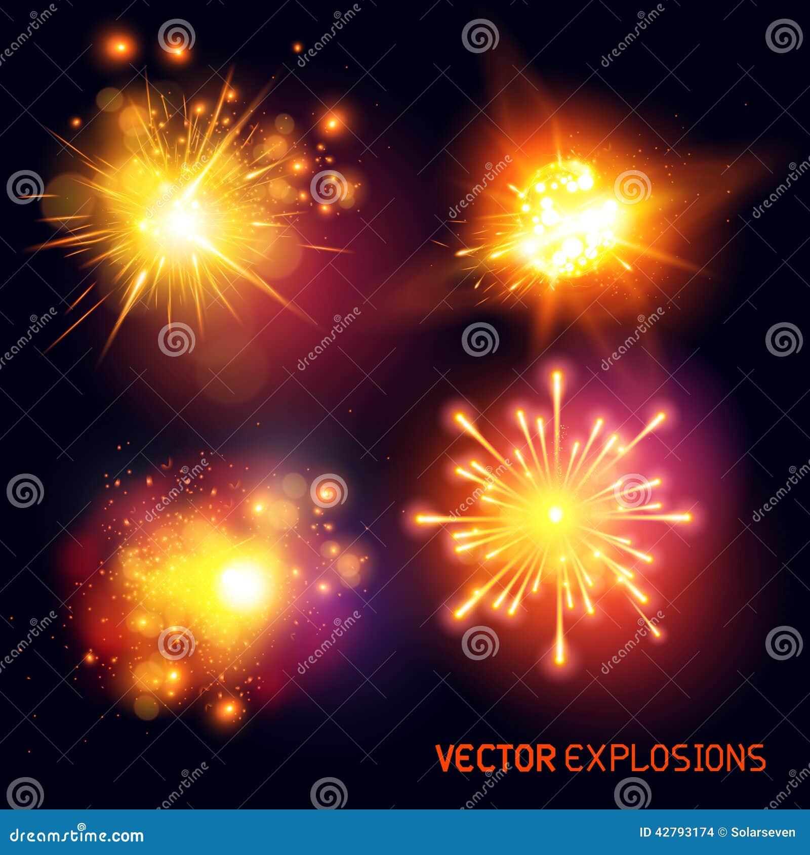 Vector Explosions