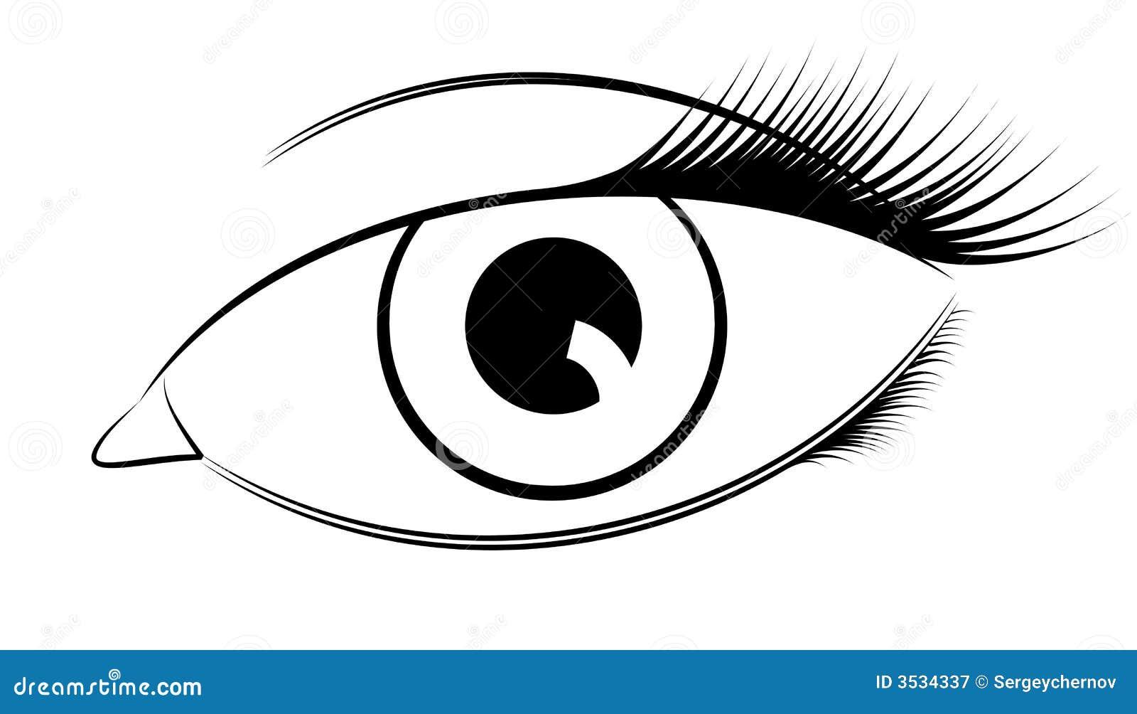 Vector Eye Stock Vector Image Of Conceptual Health