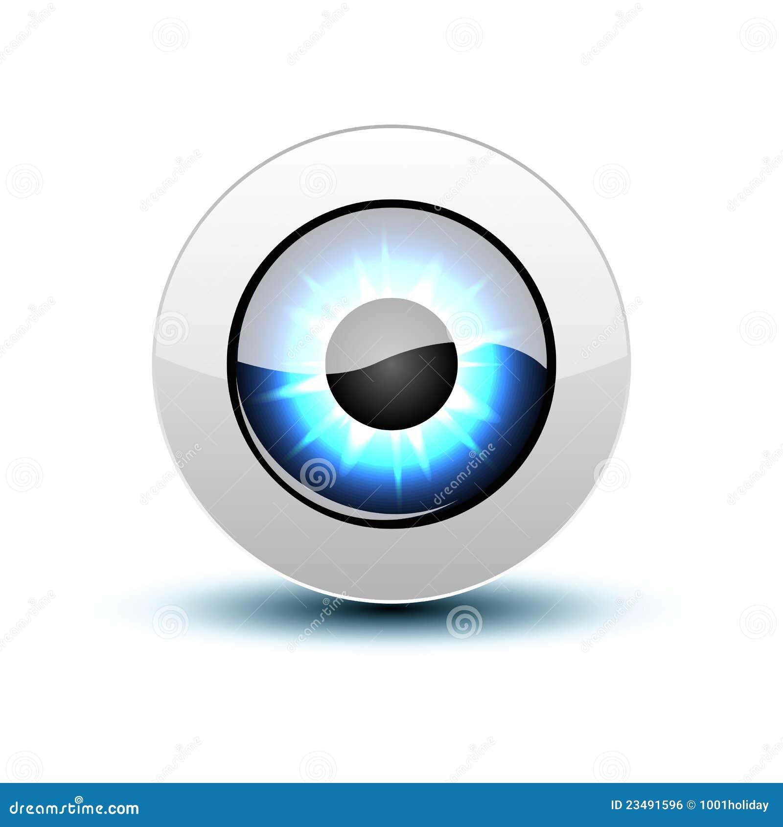 vector eye icon royalty free stock image image 23491596 free clipart piano keys free piano clipart illustrations