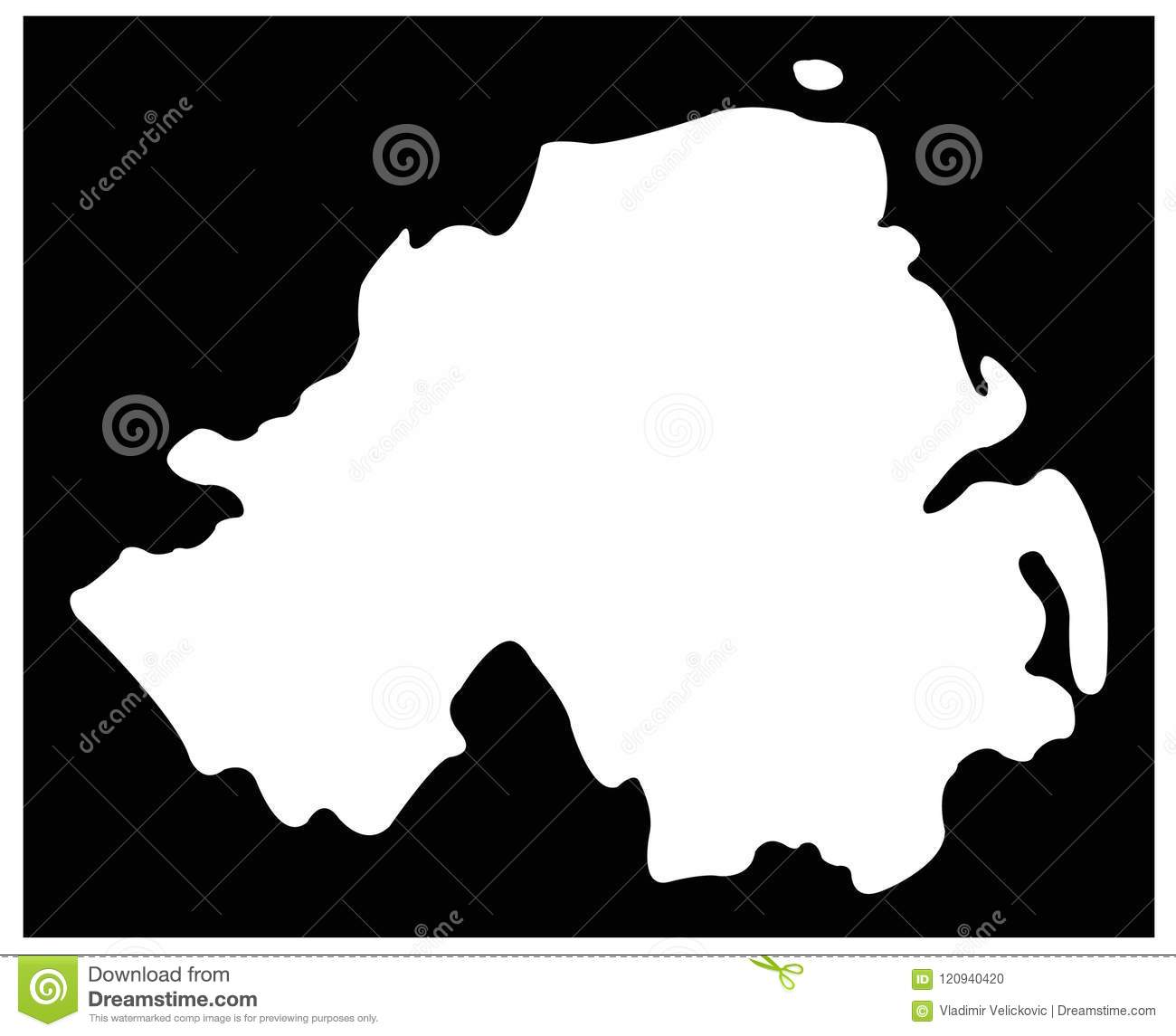 Northern Ireland Map - Part Of The United Kingdom In Europe ... on map of gibraltar, map of southern ireland, map of county mayo, map of austria, map of israel, map of united kingdom, map of scotland, map of england, map of belfast, map of wales, map of ireland counties, map of afghanistan, map of europe, map of ballybofey, map of dublin, map of giant's causeway, map of uk, map of ireland map, map of ulster, map of us and ireland,