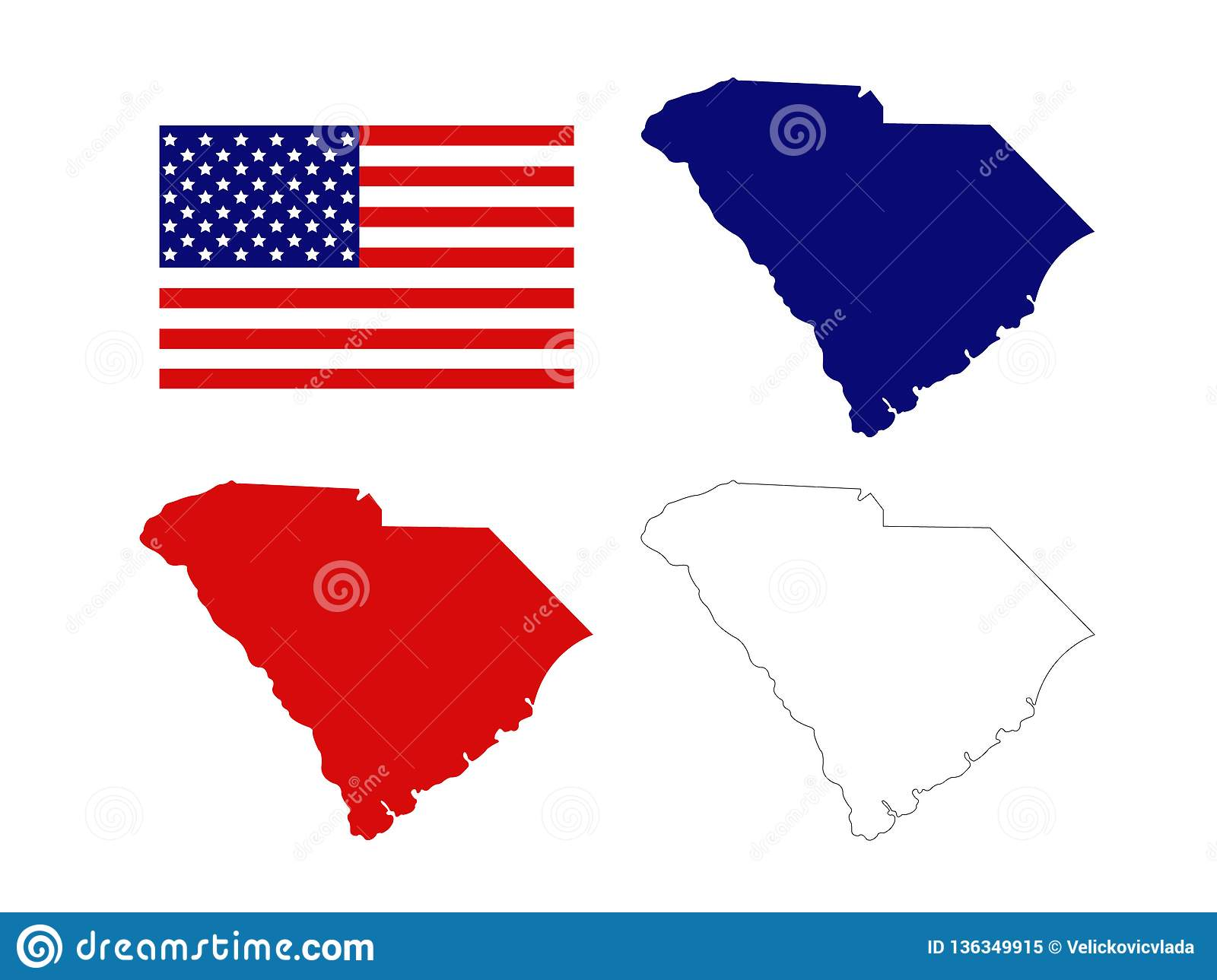 South Carolina Maps With USA Flag - State In The ... on map of england and united states, mid south united states, map of union confederate border states, map of west of united states, view map of united states, map of east coast united states, map of alabama, map of new york united states, map of airports in united states, interstate map of united states, south central united states, map of united states to australia, outline map of united states, bing maps of the united states, map of united states of america, map of mid united states, map of eastern states of united states, map of midsouth united states, north east south west united states, map of western united states,