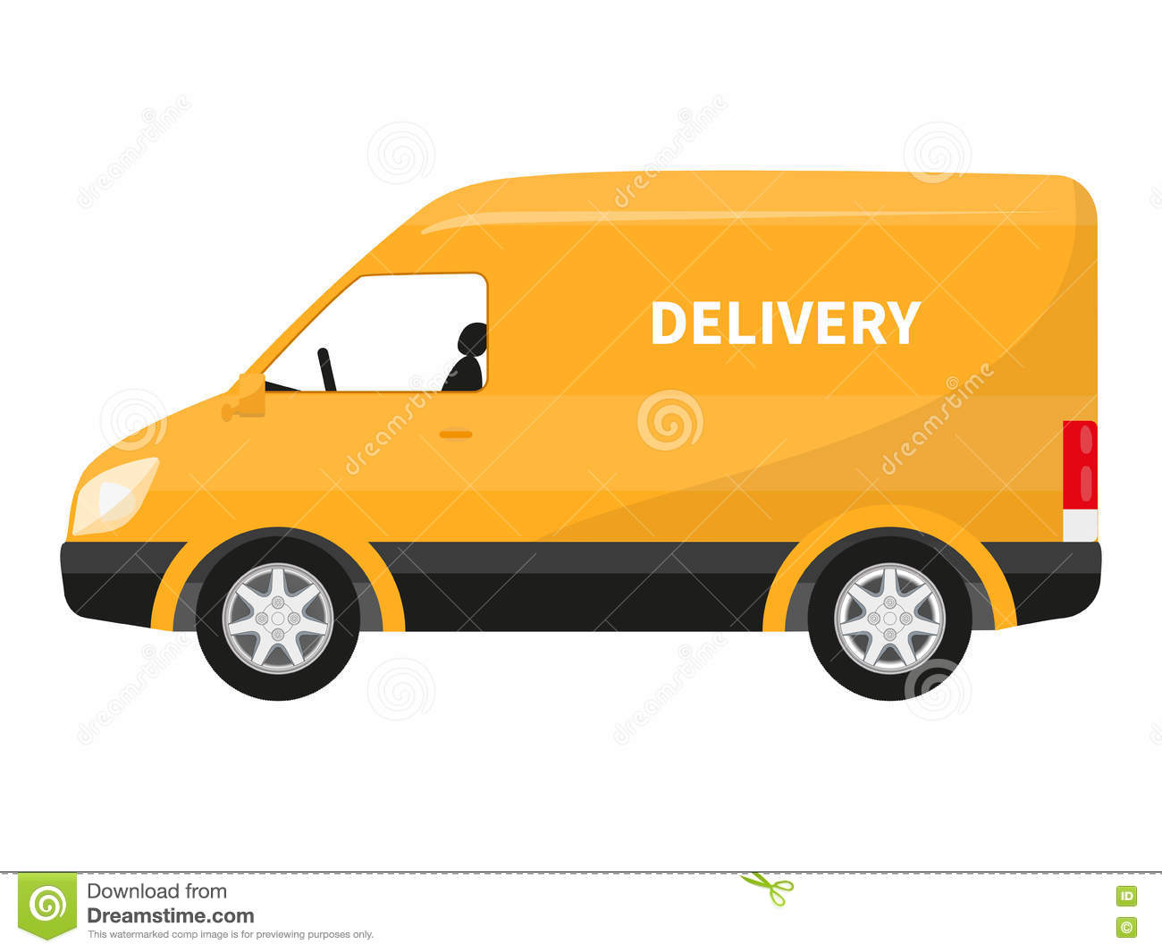 delivery truck icon vector - photo #31