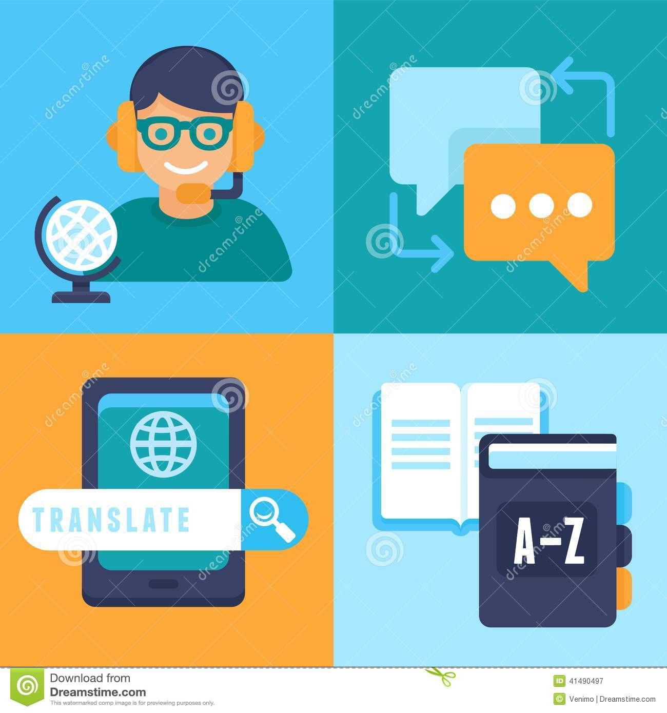 translator icon for homeschool