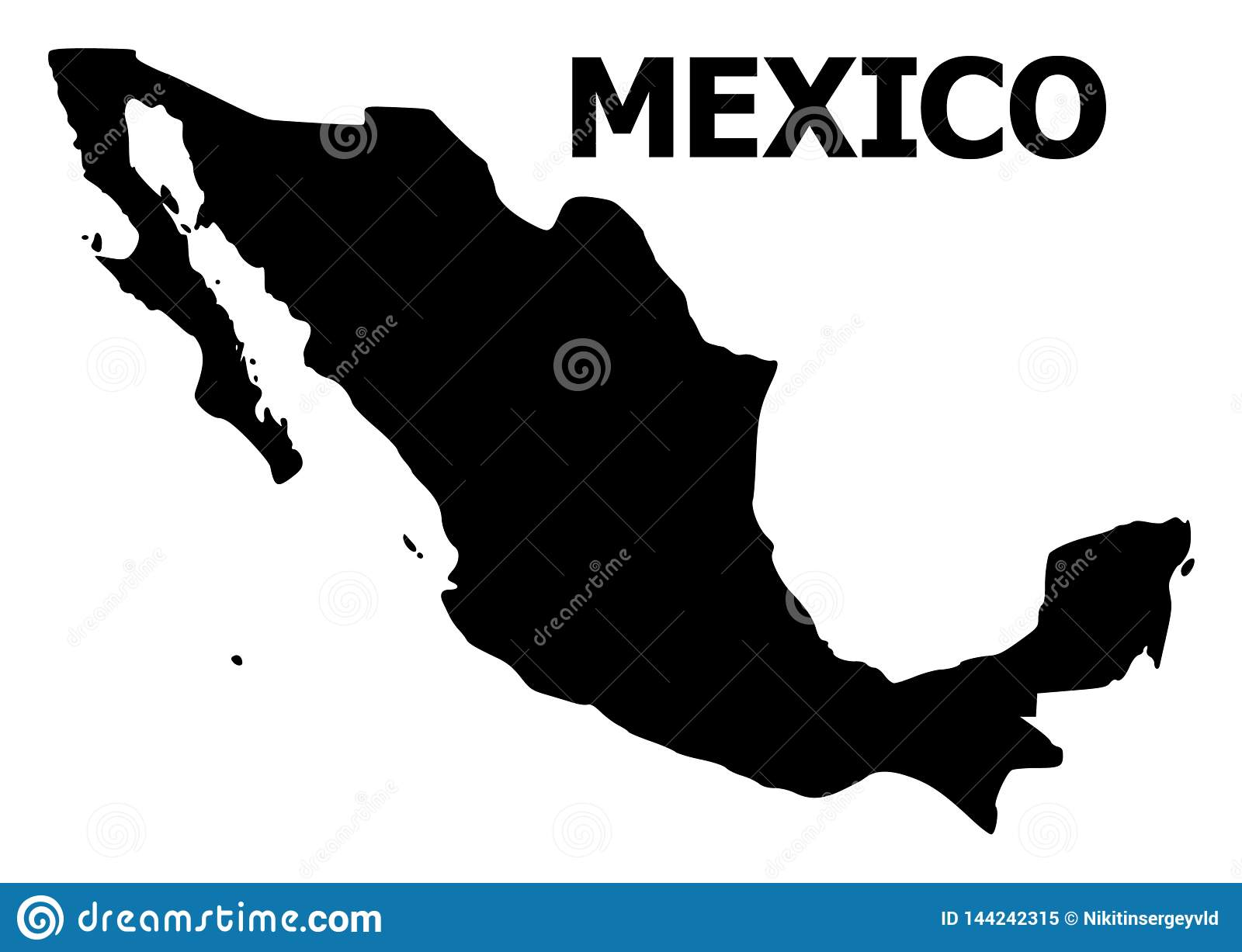 Vector Flat Map Of Mexico With Name Stock Vector ... on homes in campeche mexico, simple turkey map, the country of mexico, simple singapore map, simple canada map, simple usa map, information on mexico, fotos de mexico, simple eastern europe map, simple arizona map, simple cuba map, simple street map clip art, black and white outline map mexico, simple germany map, simple mexico map green, spanish mexico, simple vietnam map,