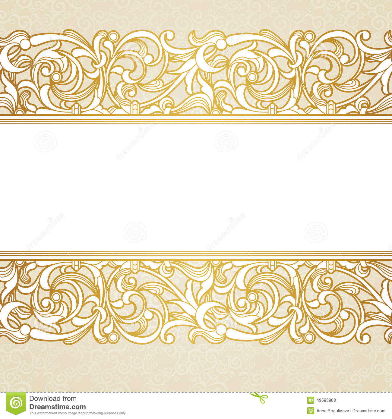 Damask Invitations as perfect invitations example