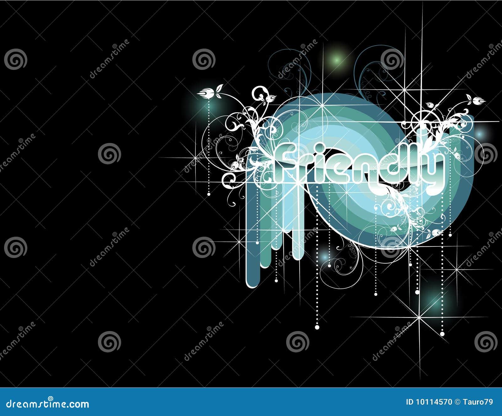Download Vector flower illustration stock vector. Illustration of grunge - 10114570