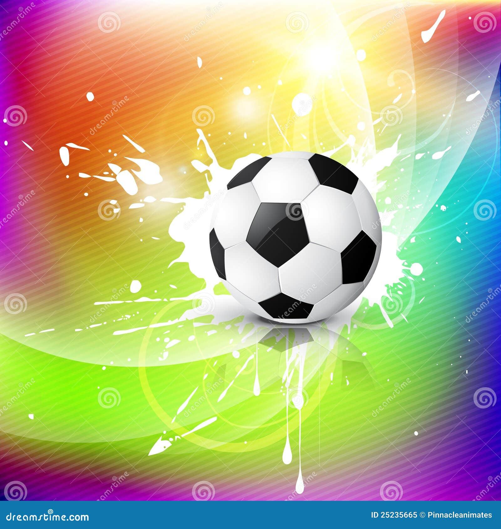 vector football design royalty free stock photo