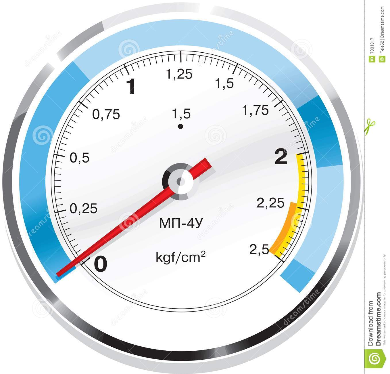 how to read a manometer