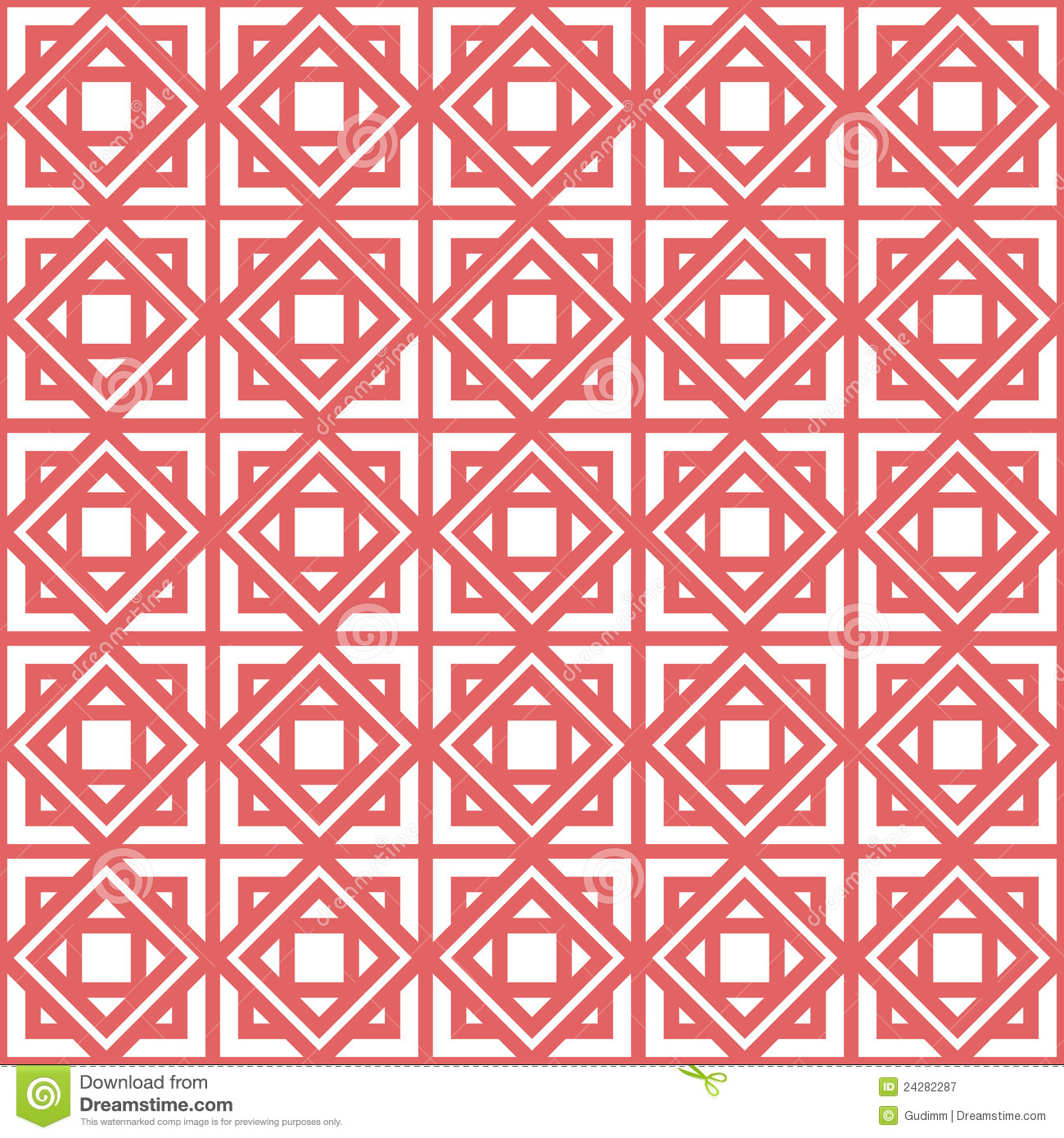 Vector Geometric Seamless Pattern Royalty Free Stock Photography ...