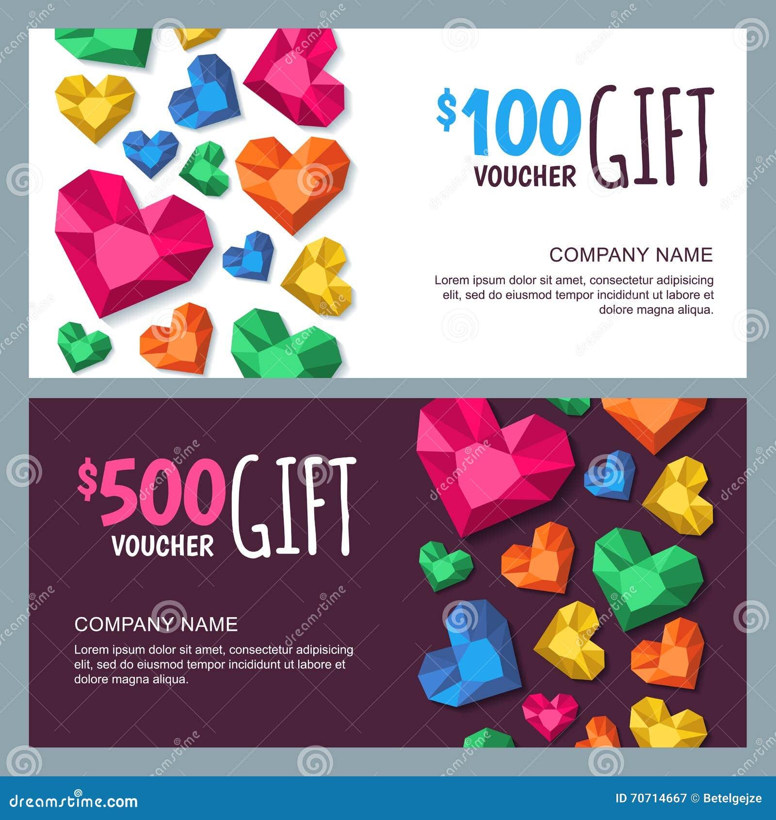 gift voucher format