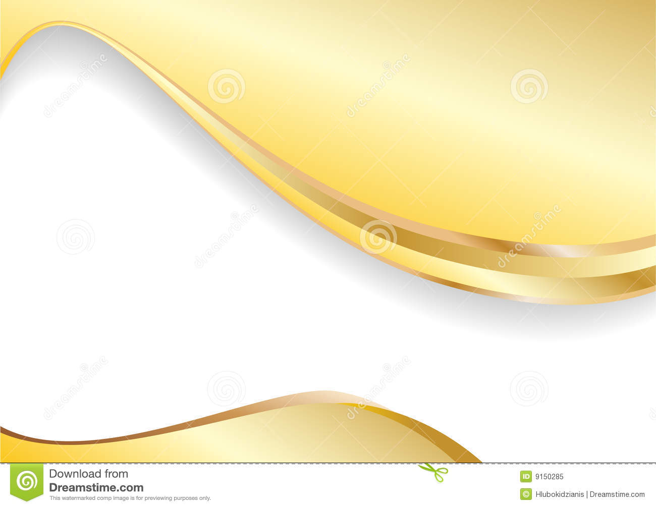 Vector Gold Background Royalty Free Stock Photo Image