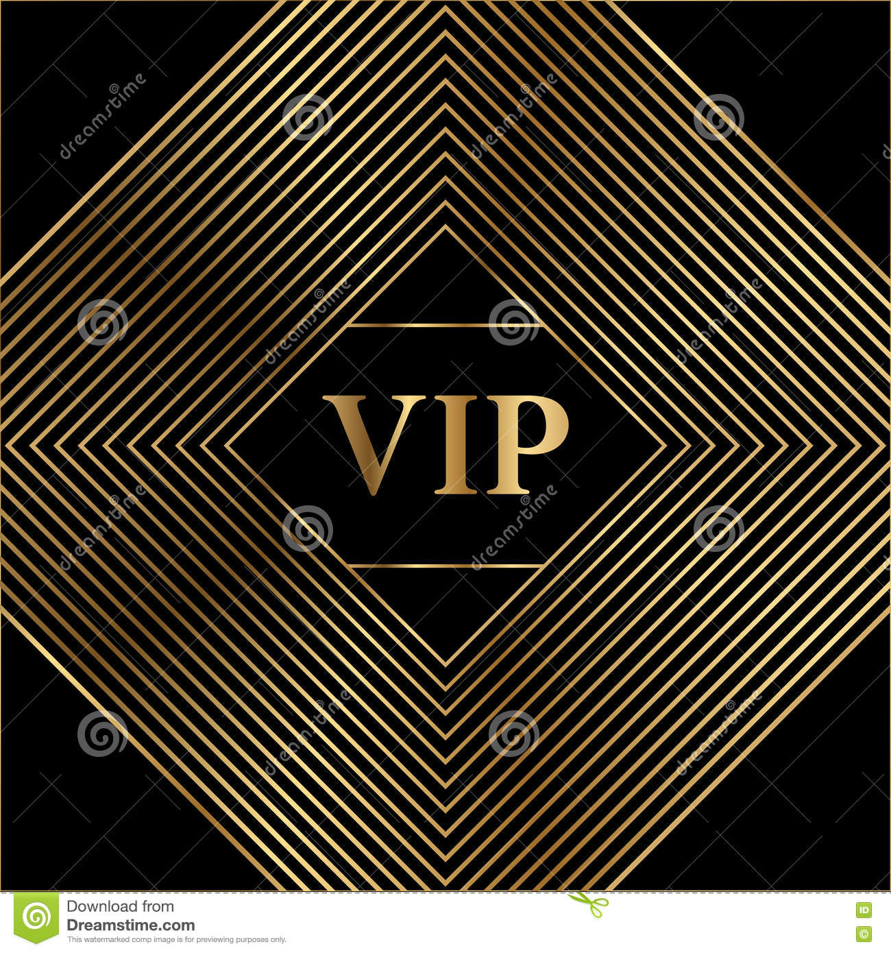 Vector Gold Minimal Cover Design Excellent Cover Template For