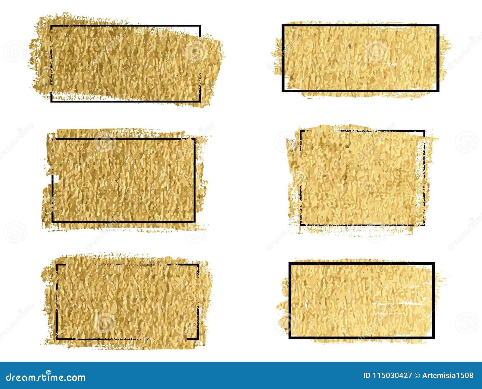 5d4a6142c0e0 Vector Gold Paint