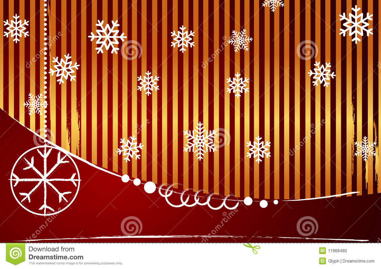 Christmas Postcard Design