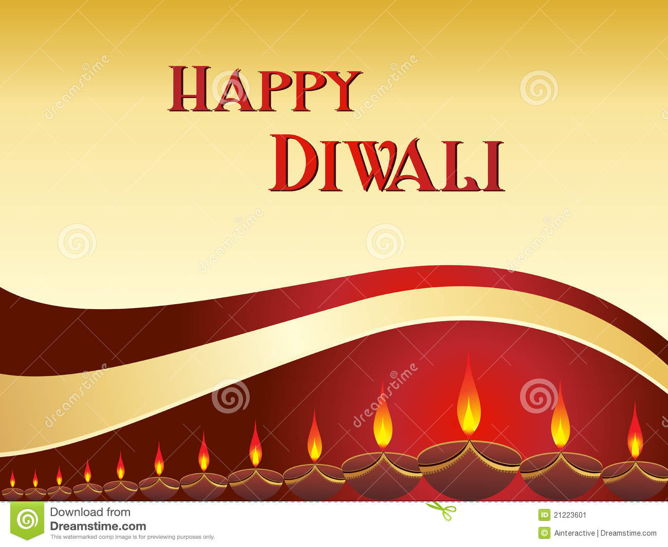 Vector greeting card for diwali stock vector illustration of happy vector greeting card for diwali m4hsunfo