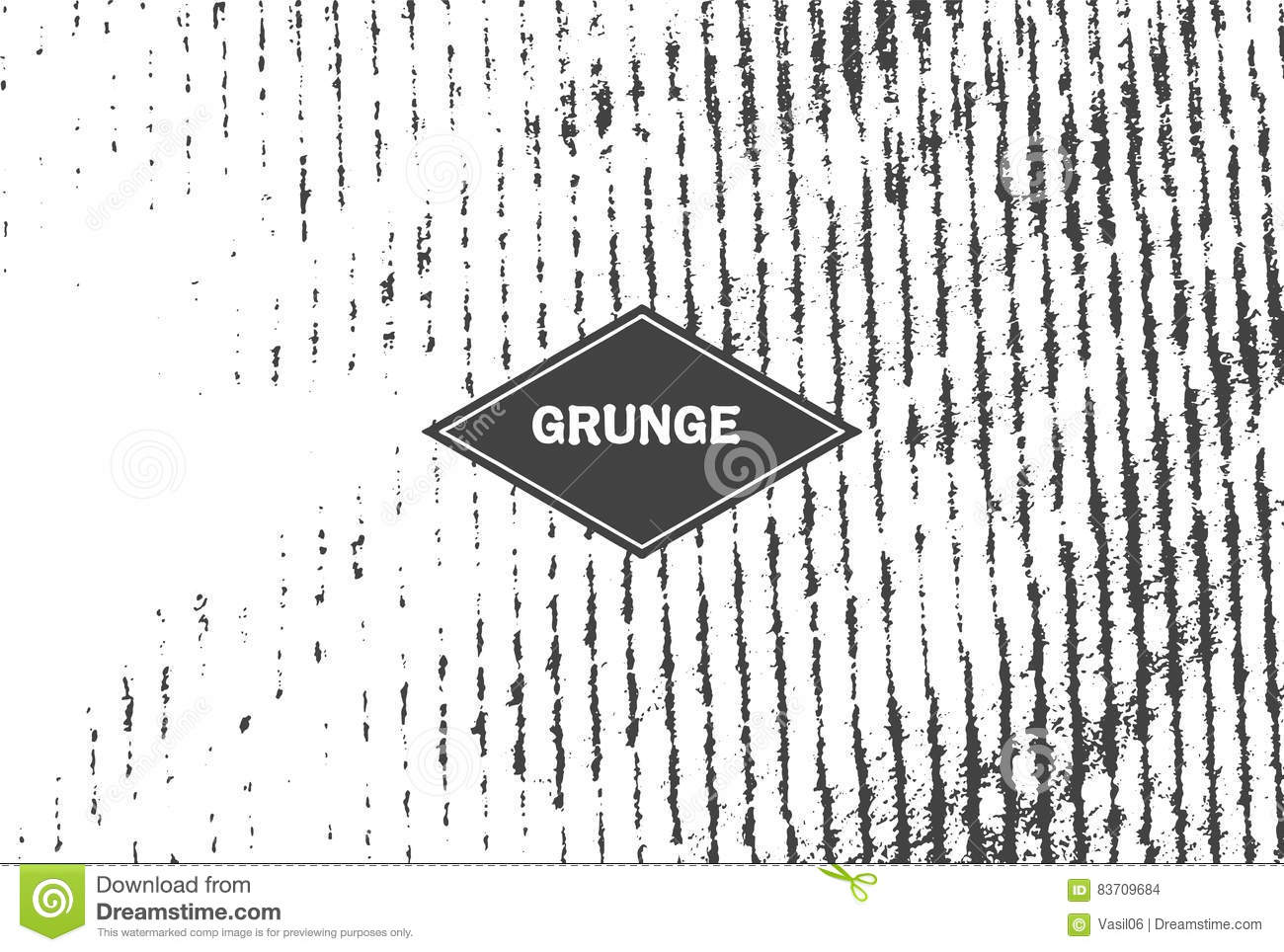 Vector Grunge Grainy Background Stock Illustration