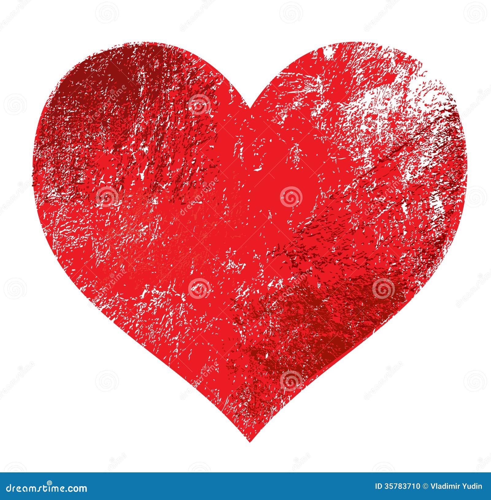 vector grunge heart stock vector illustration of abstract 35783710 rh dreamstime com heart grunge grunge hearts generator