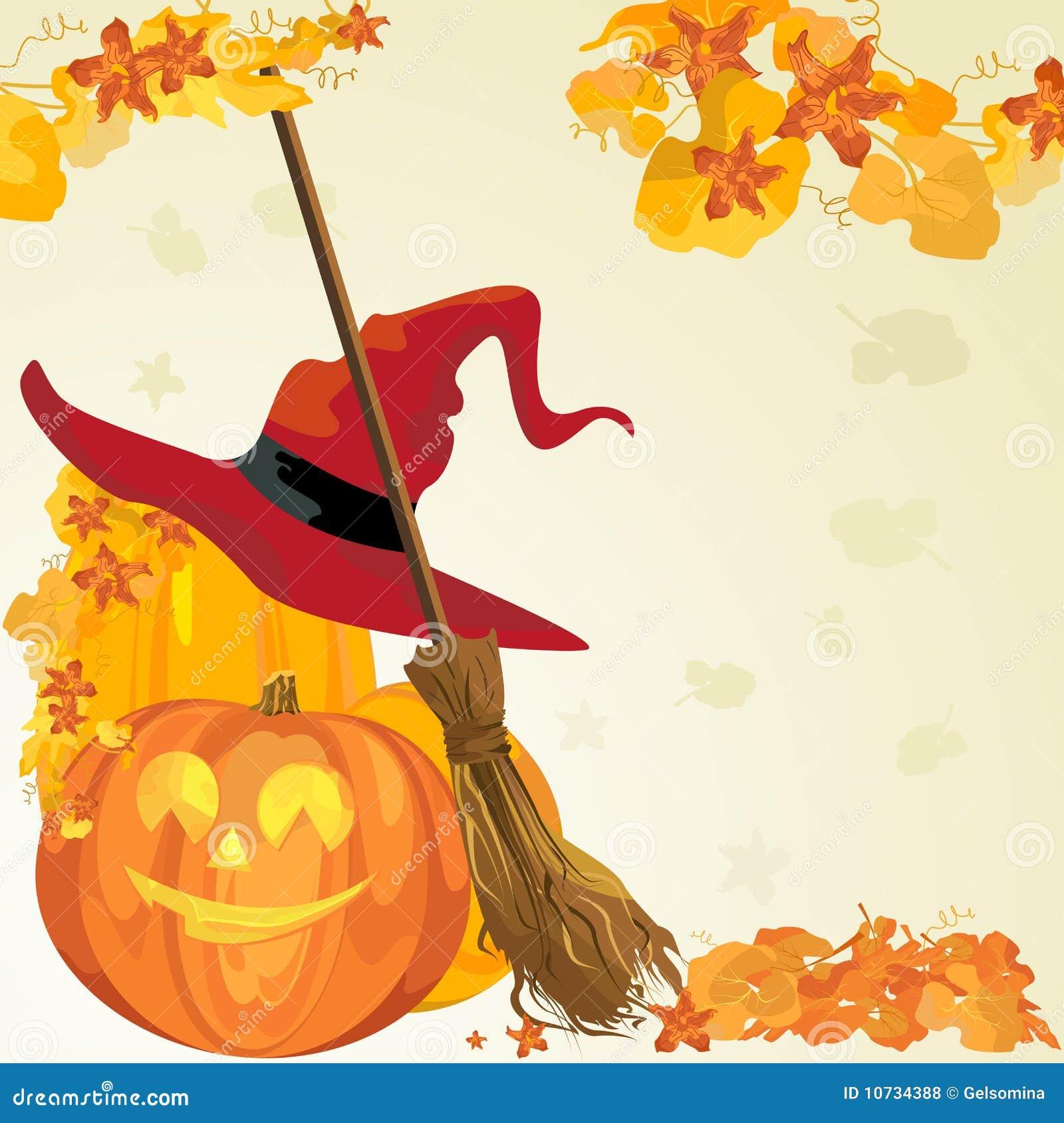 Vector halloween border royalty free stock photos image 10734388