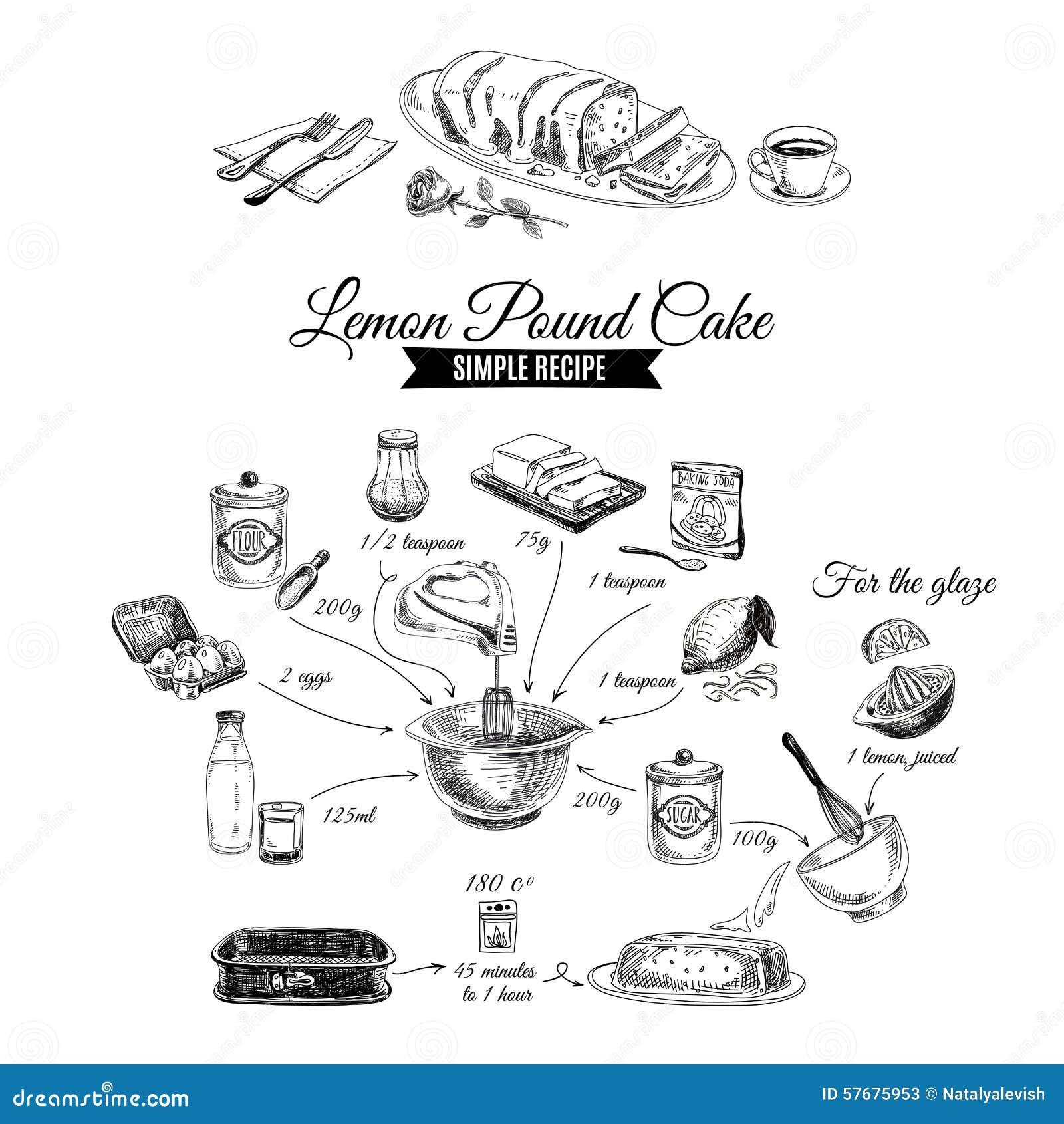 Simple Cake Vector