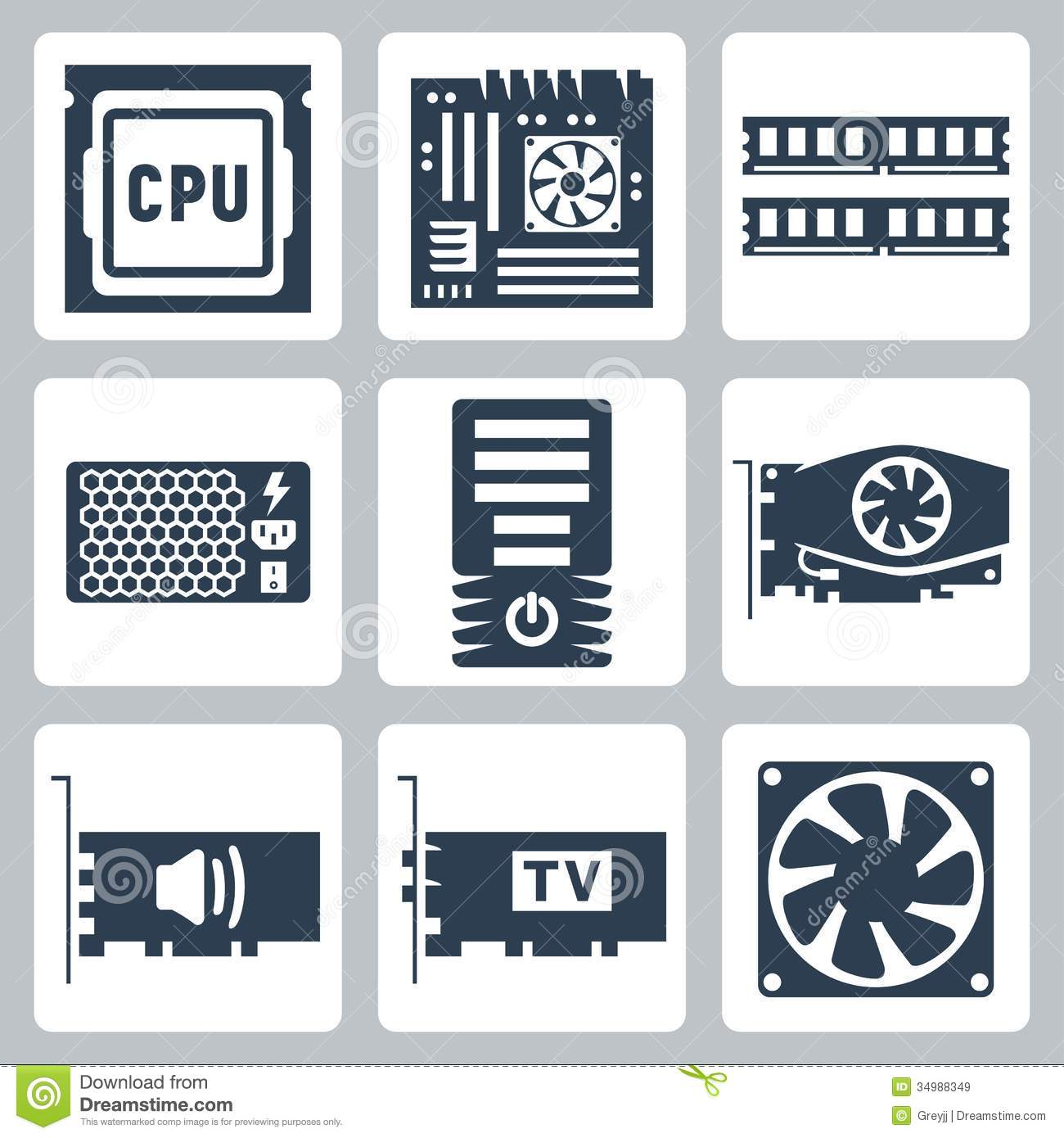 Hardware Software Icon