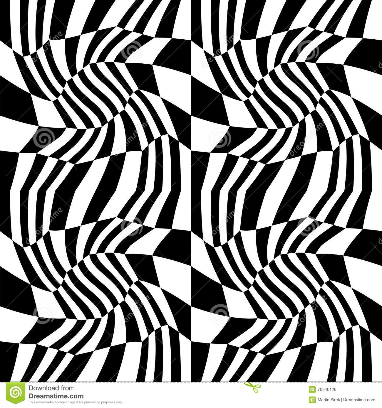 Vector Hipster Seamless Geometry Pattern, Black And White ...