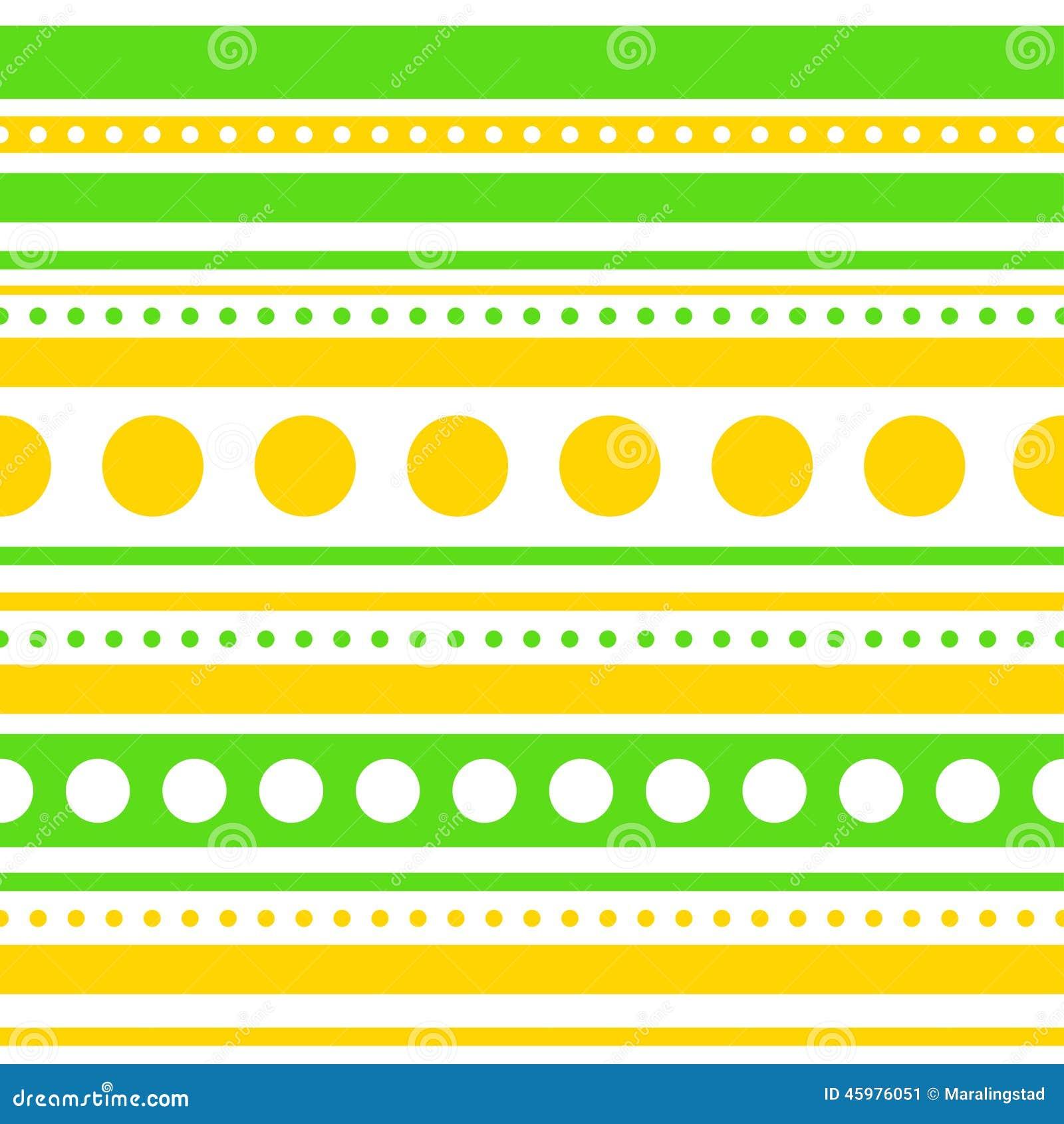 Vector horizontal stripes and circles seamless stock - Rayas horizontales ...