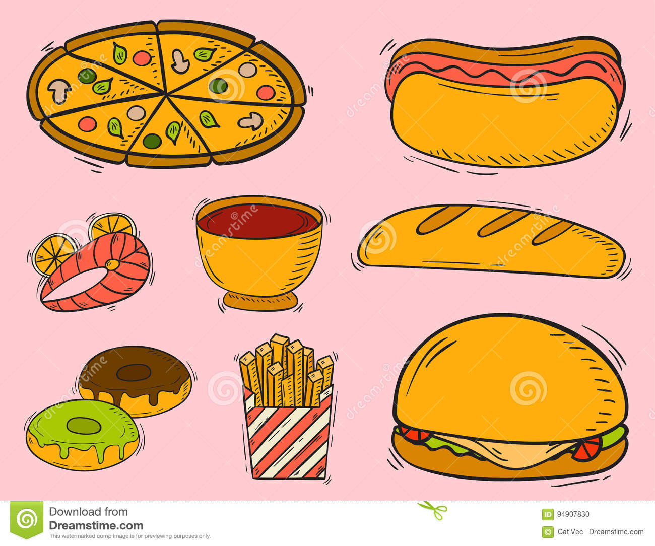 Saucer Cartoons, Illustrations & Vector Stock Images
